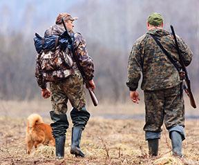 Охота - hunting