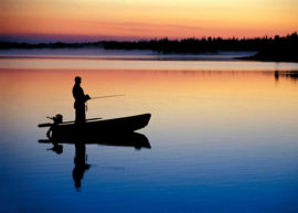 The prices of paid fishing permits have changed